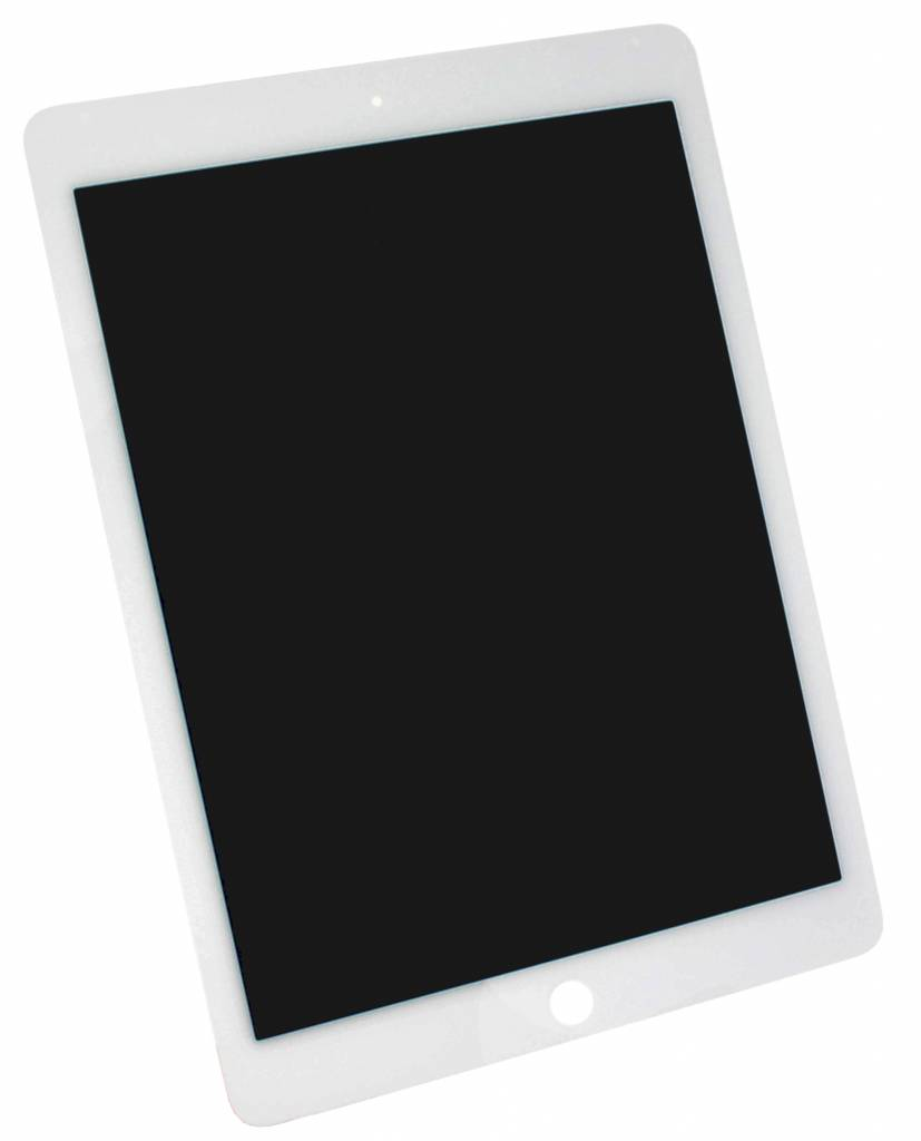 LCD Display Module, OEM, Wit, Incl. Tape/Adhesive, Geschikt Voor Apple iPad Air 2