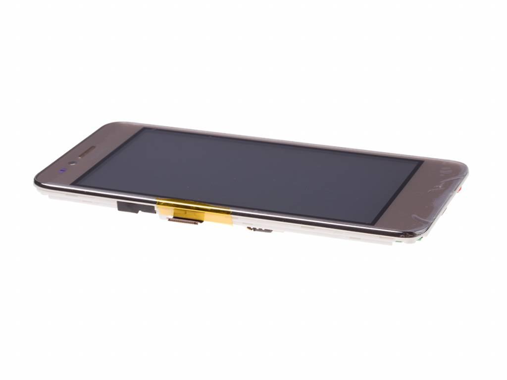 Huawei Y3II 3G (LUA-U22) LCD Display Module, Gold, 97070NNW