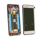 Nokia 2 Dual Sim (TA-1029) LCD Display Modul, Weiß, 20E1MWW0001