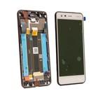 Nokia 2 Dual Sim (TA-1029) LCD Display Module, White, 20E1MWW0001
