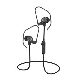 Platinet In-Ear Bluetooth V4.2 + Microsd + Microfoon Pm1062 Zwart [44472]