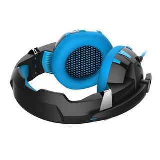 Varr Headset Hi-Fi Stereo Mikrofon Ovh5055 Blau [44420]