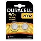 Duracell 2032 lithium coin batteries (CR 2032 / DL 2032)