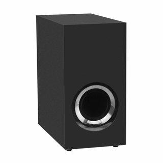 Omega Speaker / Soundbar 10W + Subwoofer 40W met Bluetooth V2.1 Zwart [44166]