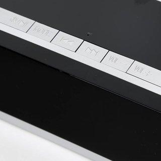 Platinet Speakers Pmgc10A Bluetooth + Clock, Fm 10W Stereo [43975]
