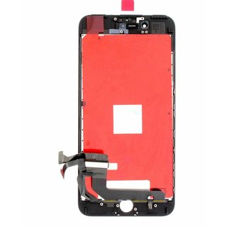 LG DTP & C3F, OEM, LCD Display Modul, Schwarz, For iPhone 7 Plus