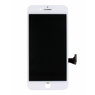 LG DTP & C3F, OEM, LCD Display Module, White, For iPhone 7 Plus