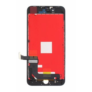 LG DTP & C3F, OEM, LCD Display Module, Zwart, For iPhone 8 Plus
