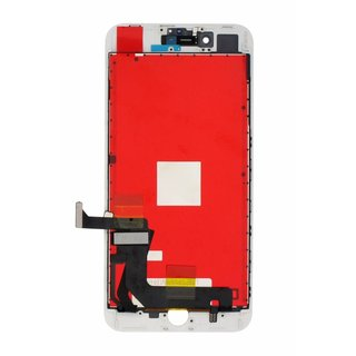 LG DTP & C3F, OEM, LCD Display Modul, Weiß, For iPhone 8 Plus