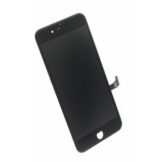 LG DTP & C3F, REFURBISHED, LCD Display Module, Zwart, For iPhone 8 Plus