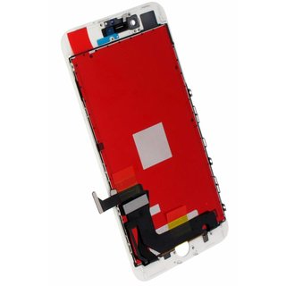 LG DTP & C3F, REFURBISHED, LCD Display Module, White, For iPhone 8 Plus