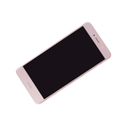 Huawei Y7 Dual Sim (TRT-L21) LCD Display Modul, Gold, Incl. Battery, 02351GEQ