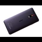 Nokia 6 Dual Sim (TA-1021) Back Cover, Zwart, 20PLEBW0032;20PLEBW0008;20PLEBW0037