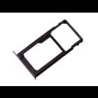 Huawei Sim + Speicherkarten Halter Honor 5X (KIW-L21), Grau, 51660WJR