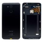 Huawei Honor 6C Pro (JMM-L22) Back Cover, Black, 97070SQE