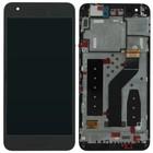 Huawei Nexus 6P (NIN-A22) LCD Display Modul, Schwarz, 02350MXK