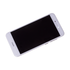 Huawei P8 Lite 2017 (PRA-L21) LCD Display Modul, Weiß, Incl. Battery HB366481ECW, 02351DNG;02351DYW