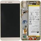 Huawei LCD Display Modul ShotX (ATH-U01), Gold, 02350NBK