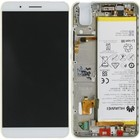 Huawei LCD Display Module ShotX (ATH-U01), White, 02350NBB