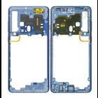 Samsung A920F/DS Galaxy A9 (2018) Middenbehuizing, Lemonade Blue/Blauw, GH96-12294B