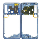 Samsung A920F/DS Galaxy A9 (2018) Middle Cover, Lemonade Blue/Blauw, GH96-12294B