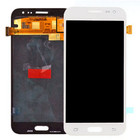 Samsung J200 Galaxy J2 LCD Display Module, White, GH97-17940A