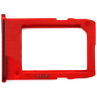Samsung J610FZ Galaxy J6+ 2018 Sim Card Tray Holder, Red, SIM 1, GH64-07066B