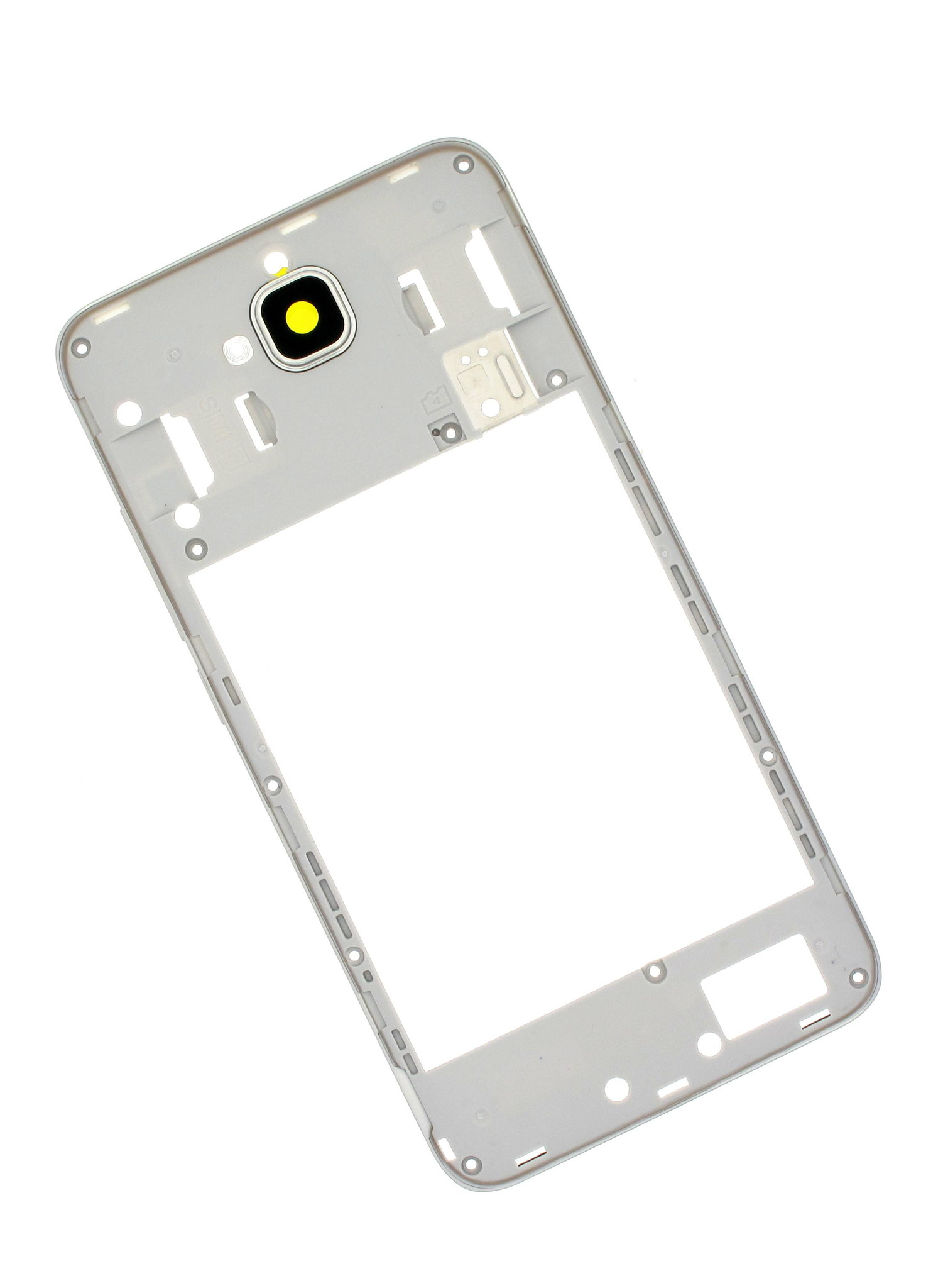 Huawei Y6 Pro 4G (TIT-AL00) Middle Cover, White, 97070LBH