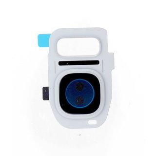 Samsung G930F Galaxy S7 Kamera Ring Blende  , Weiß, GH98-39403D
