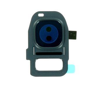 Samsung G930F Galaxy S7 Camera Ring Cover, Zwart, GH98-39403A