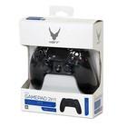 Omega Draadloze Controller/Gamepad Voor PS4 & PC - Zwart