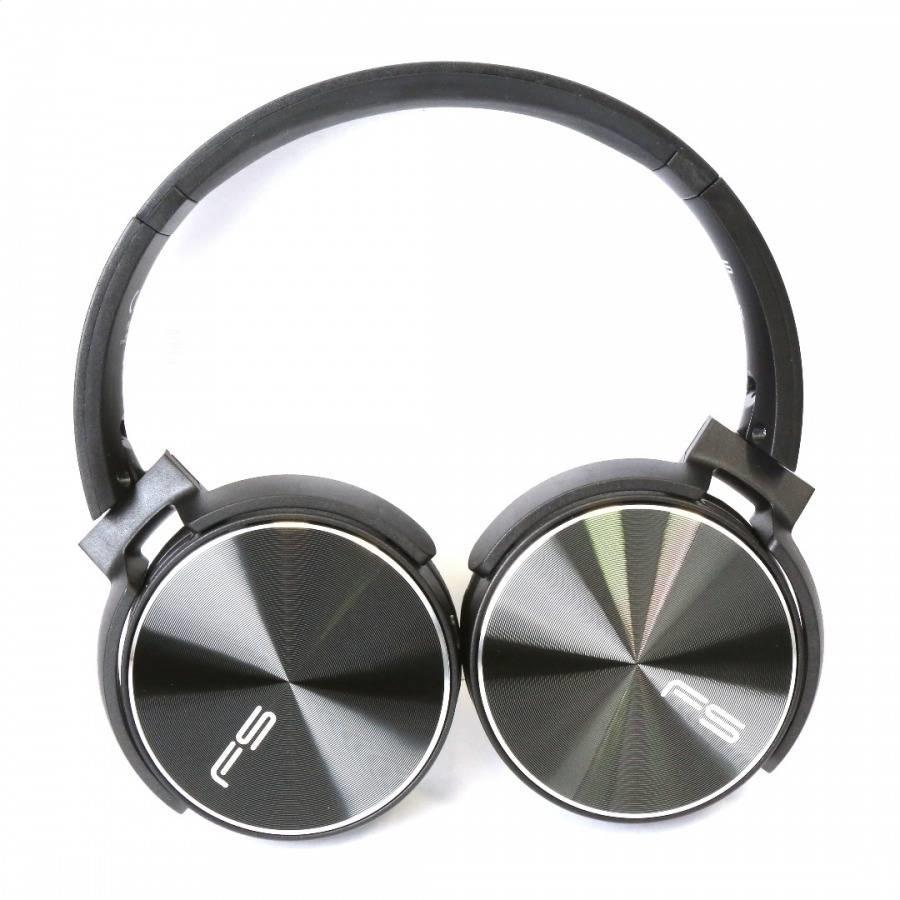 Freestyle Headset Bluetooth Fh0917 Black [44386] - DutchSpares