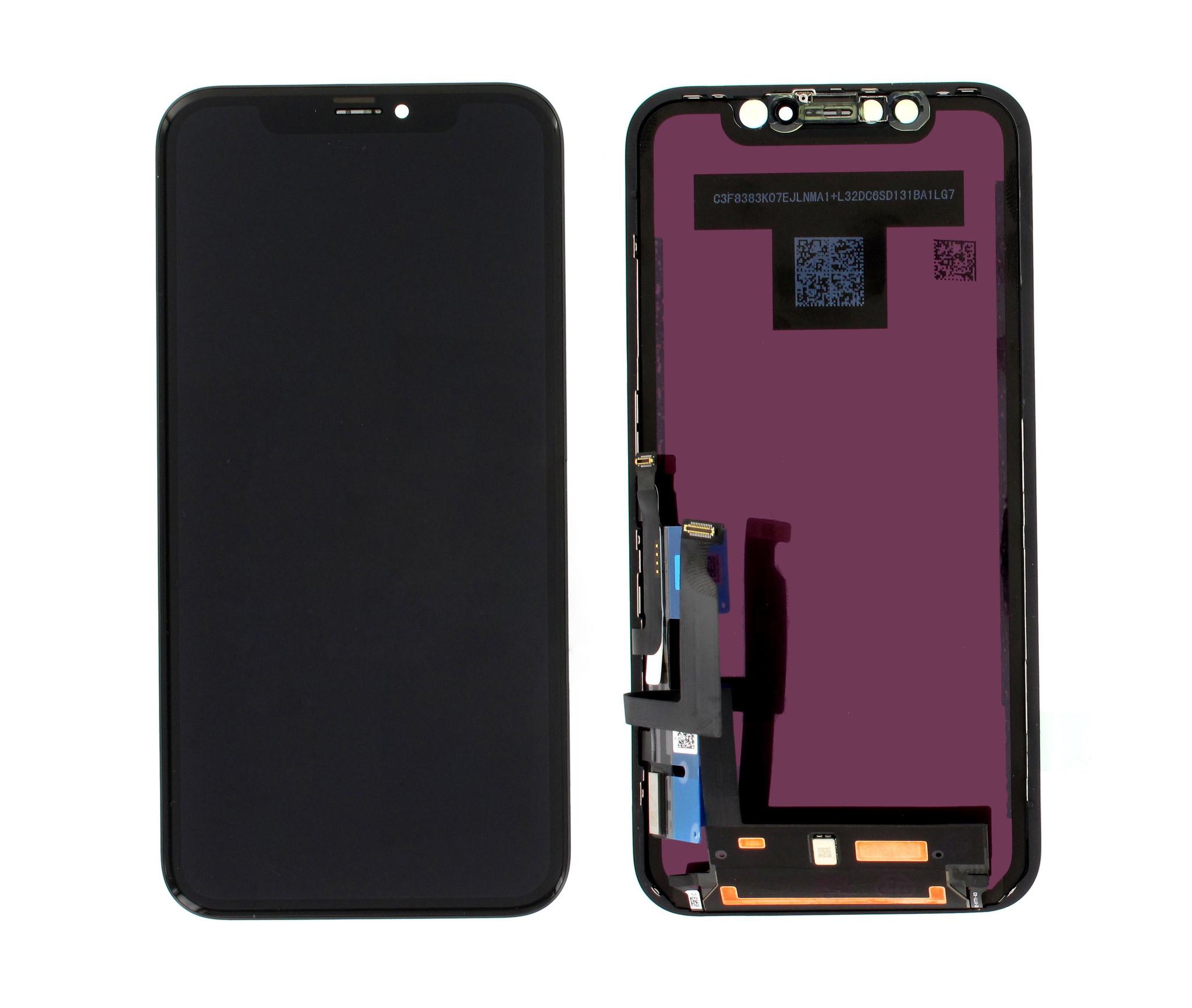 LCD Display Modul, OEM, Schwarz, Kompatibel Mit Dem Apple iPhone XR