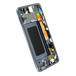 Samsung G970F Galaxy S10e LCD Display Modul, Prism Black/Schwarz, GH82-18852A
