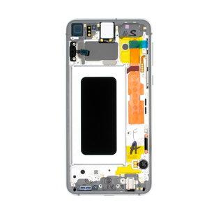 Samsung G970F Galaxy S10e LCD Display Modul, Prism White/Weiß, GH82-18852B