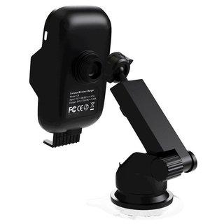 Autohalterung - Qi Wireless Charger mit automatischem Schließsystem - WCH01