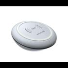 Evelatus Wireless Charger EWC01 - 5V, 1.5A - 9V 1.2A - White