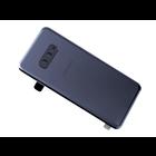 Samsung G970F Galaxy S10e Battery Cover, Prism Black, GH82-18452A