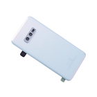 Samsung G970F Galaxy S10e Akkudeckel , Prism White/Weiß, GH82-18452F