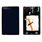 Samsung T590 Galaxy Tab A 10.5 WIFI LCD Display Module, Zwart, GH97-22197A