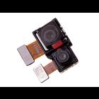 Huawei Mate 20 lite (SNE-LX1) Dubbele Camera Achterkant, 20Mpix + 2Mpix, 02352DKT