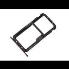 Huawei Mate 20 lite (SNE-LX1) Sim- + Geheugenkaart Houder, Zwart, 51661KAV