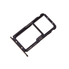 Huawei Mate 20 lite (SNE-LX1) Sim + Memory Card Tray Holder, Black, 51661KAV