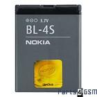 Nokia Battery, BL-4S, 860mAh, 0670577 [EOL]