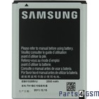 Samsung Battery, EB615268VU/EB615268VK, 2500mAh, GH43-03641A