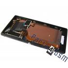 Sony Lcd Display Module Xperia M2 D2303, D2305, D2306, Zwart, 78P7120001N