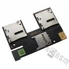 HTC Simkaartlezer Desire 500 Dual Sim 5060, 51H20565-00M [EOL]