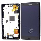 Sony LCD Display Module Xperia Z3 Compact, Black, 1289-2667
