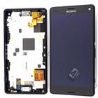 Sony Lcd Display Module Xperia Z3 Compact, Zwart, 1289-2667