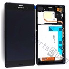 Sony LCD Display Module Xperia Z3 Dual, Black, 1288-5869
